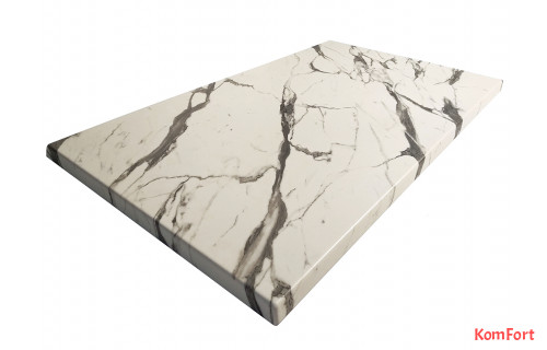 Стільниця Werzalit by Gentas 700x1200 мм  5657 Афіонський мармур