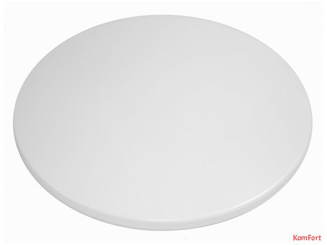Столешница Werzalit by Gentas D 600 мм  3101 Белый