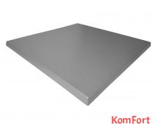 Столешница Werzalit by Gentas 800x800 мм 5544 Алюминий
