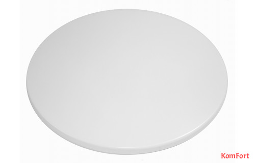 Столешница Werzalit by Gentas D 700 мм  3101 Белый