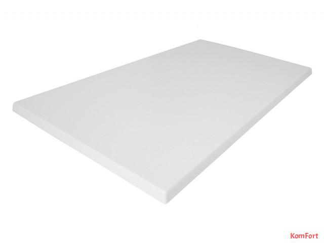 Стільниця Werzalit by Gentas 800x1200 мм  3101 Білий