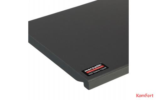 Підвіконня Werzalit Compact Темно-сірий 420