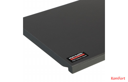 Подоконник Werzalit Compact Тёмно-серый 420