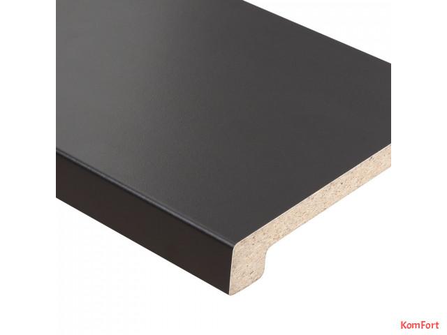 Подоконник Werzalit Exclusiv Тёмно-серый 420