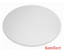 Стільниця Werzalit  D 800 мм 001 Білий