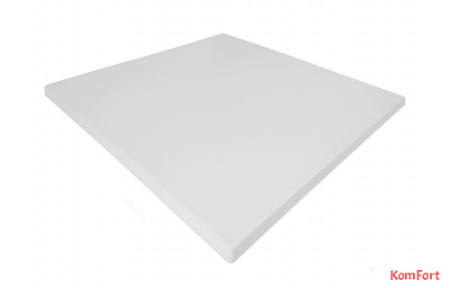 Столешница  Werzalit  800х800 мм 001 Белый